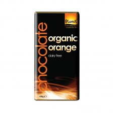 Plamil Organics Orange Chocolate