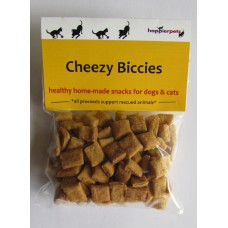 Cheezy Biccies for Cats