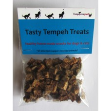 Tasty Tempeh Treats for Cats