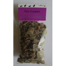 Flax Crackers for Cats